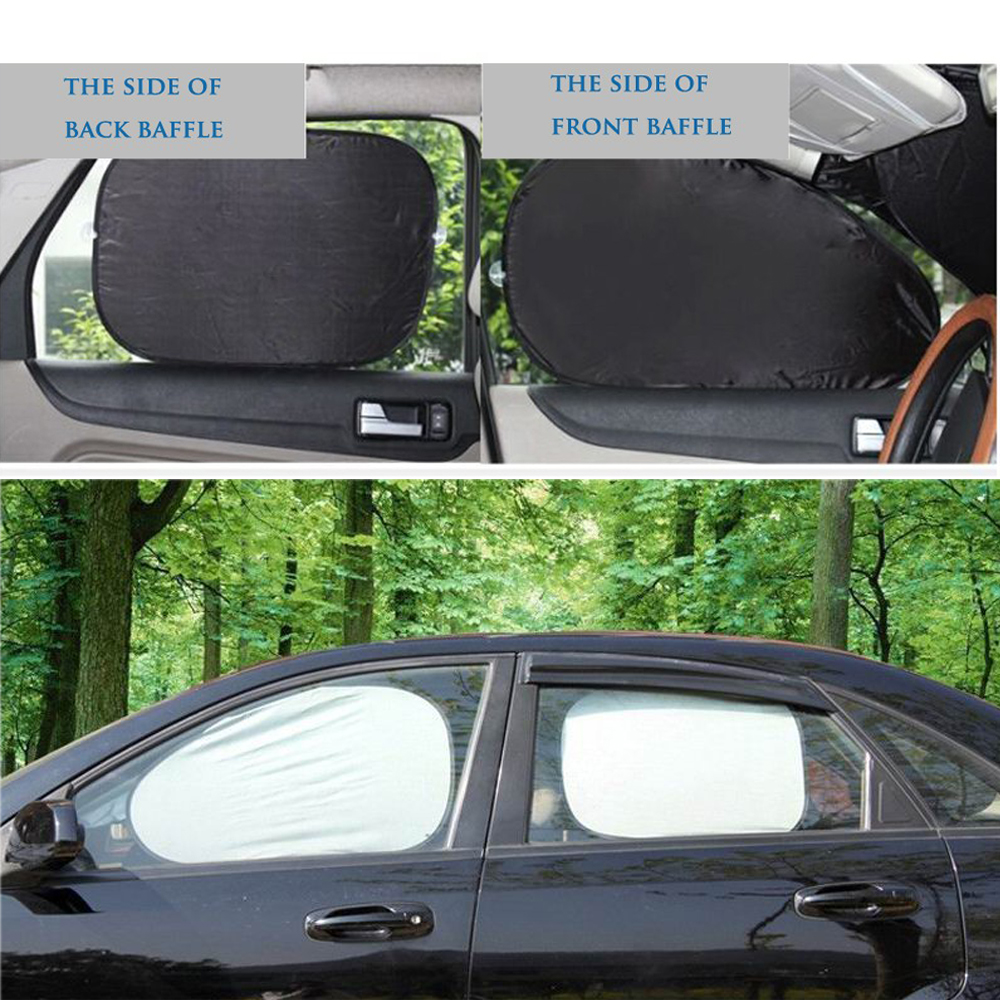 Car Medium Front Window Sun Shade Car Windshield Visor Cover Block Front  Window 2d0b7f247c1