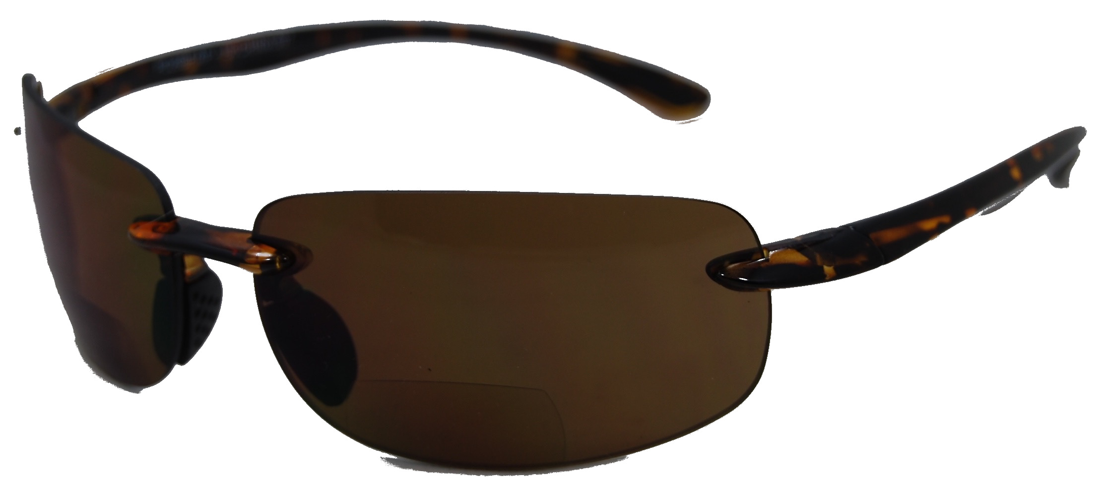0a0f7121c6 In Style Eyes Lovin Maui Wrap Around Non-Polarized Version Bifocal  Sunglasses