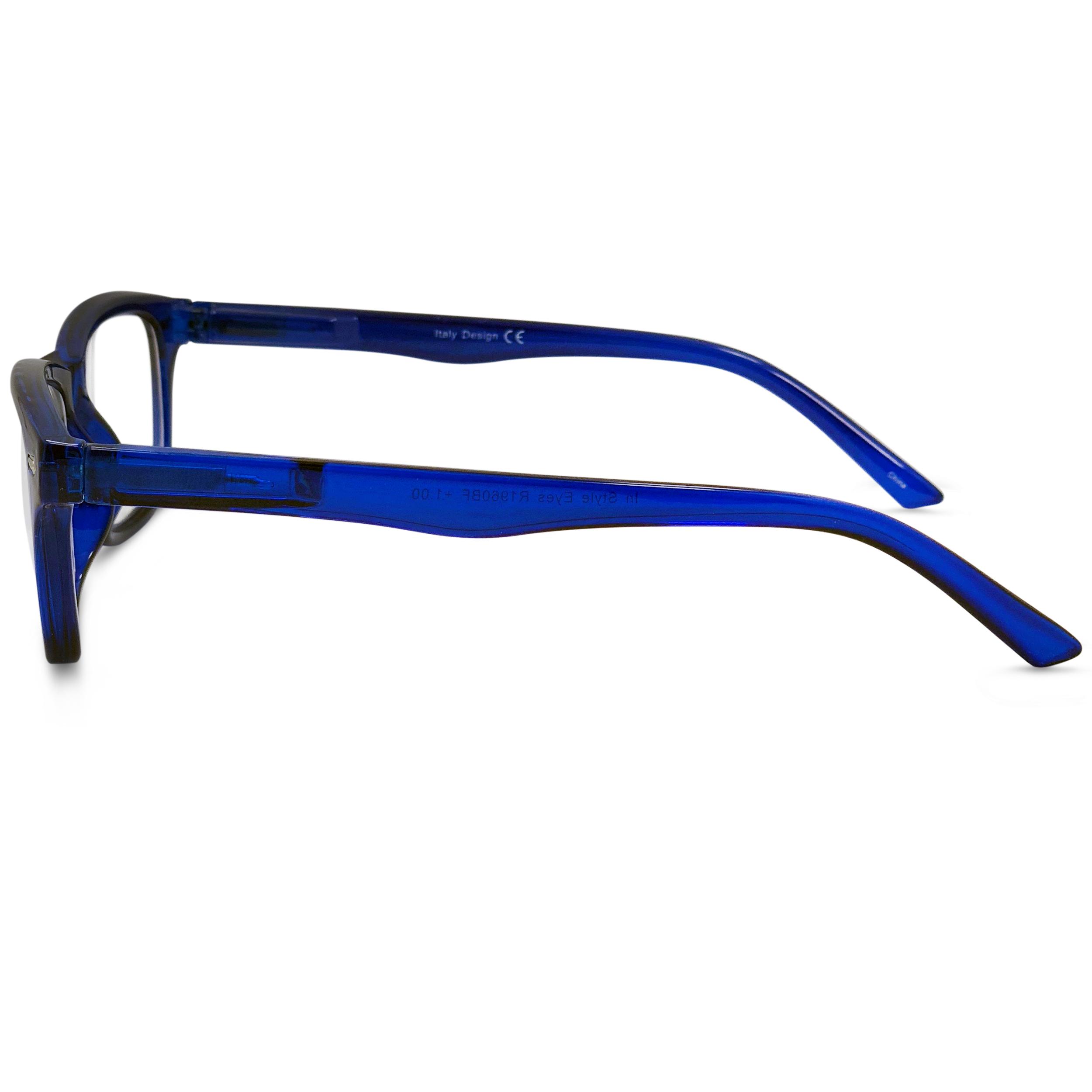 cf8355ca5e3 In-Style-Eyes-Seymore-Retro-BiFocal-Reading-Glasses thumbnail
