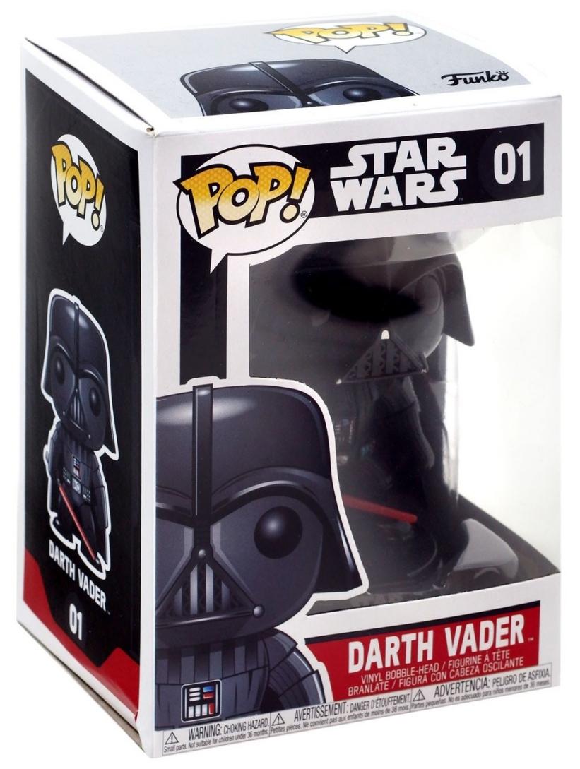 Series 1 Funko Pop Star Wars™ Princess Leia™ Vinyl Bobble-Head Item #2319