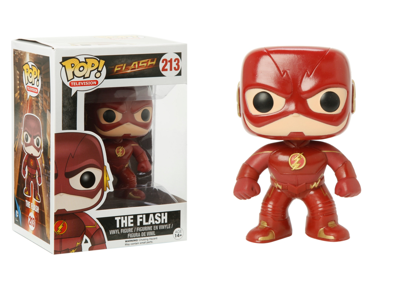 First Look at the Flash TV Series Vibe Pop from Funko ...