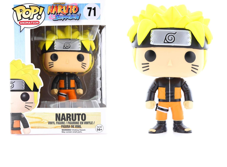 Naruto Figura in vinile Funko POP ANIMAZIONE