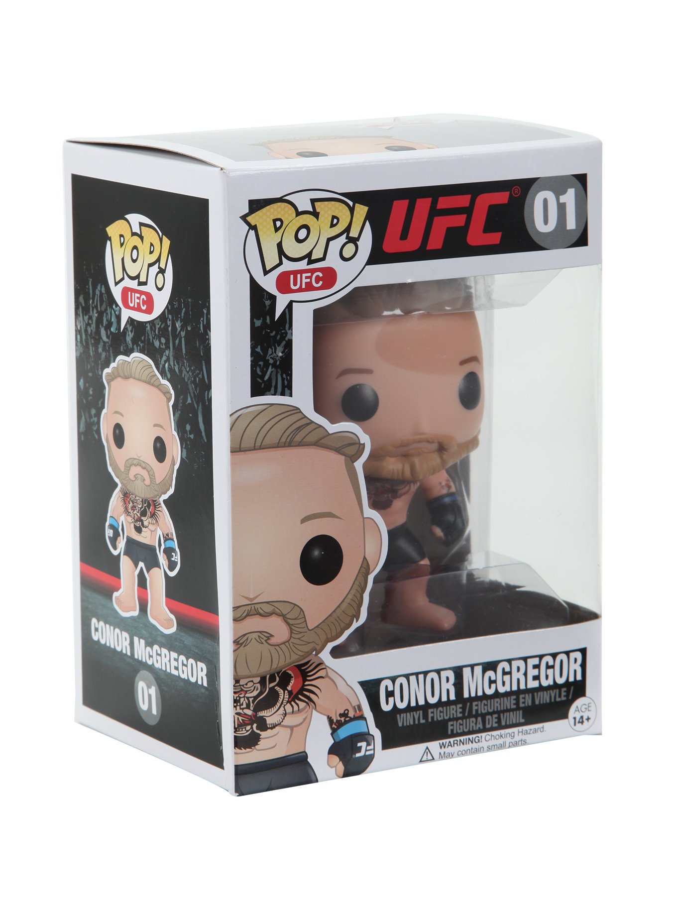 Funko Pop Ufc Ultimate Fighting Conor Mcgregor Vinyl