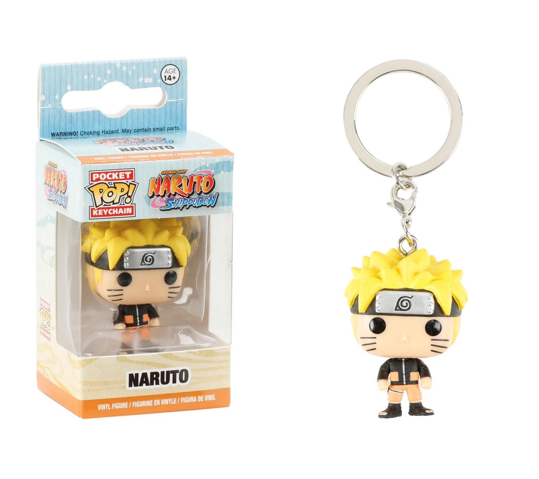 Naruto Vinyl Figure #10663 Funko Pocket Pop Keychain Naruto Shippuden