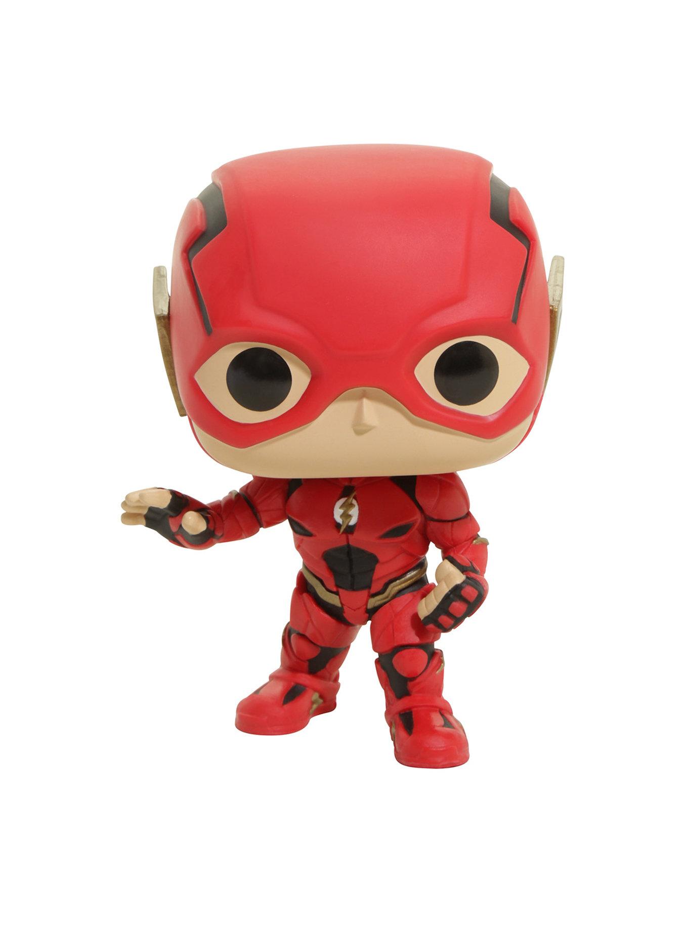 13488 The Flash Justice League FILM VINYL TOY FUNKO POP
