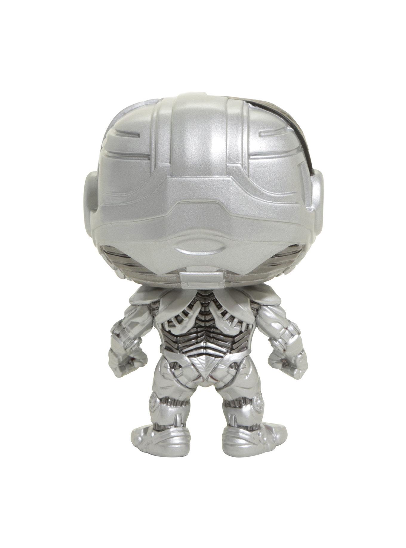 Cyborg Vinyl Figure Item #13487 Funko Pop Heroes DC Justice League