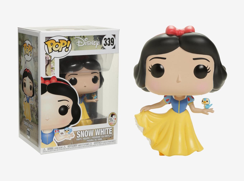 339 Disney Snow White Funko POP Biancaneve 80th Anniversary!