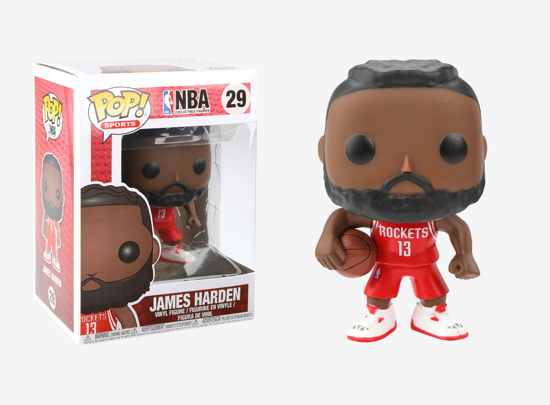 747f55d38b7a Funko Pop Sports  NBA - James Harden Vinyl Figure Item No. 21822 ...