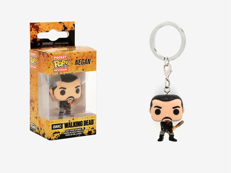 Daryl Pocket Pop The Walking Dead FunKo Free Shipping! Keychain