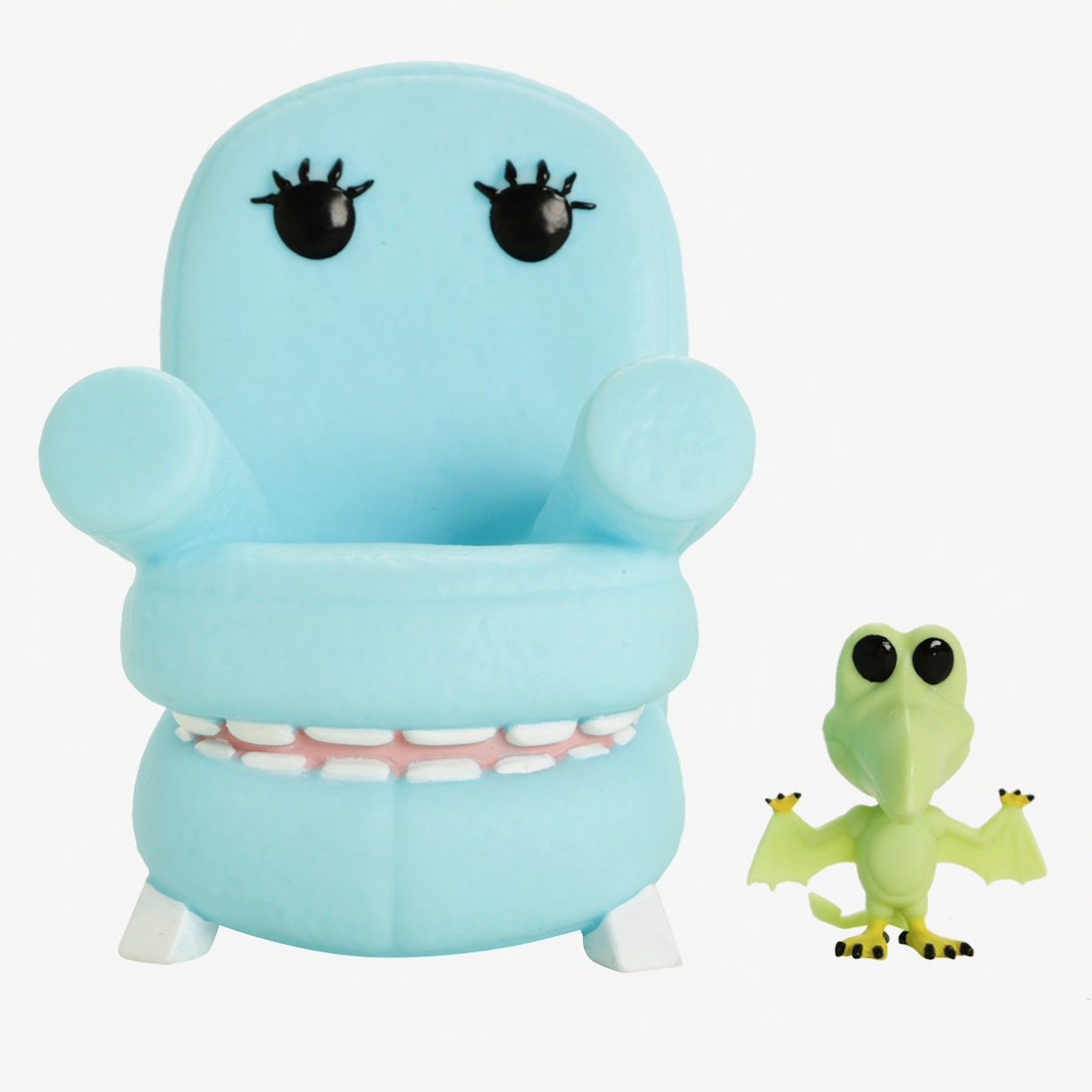Chairry with Pterri POP Vinyl Figure *NEW* Pee-Wee/'s Playhouse Box Protector