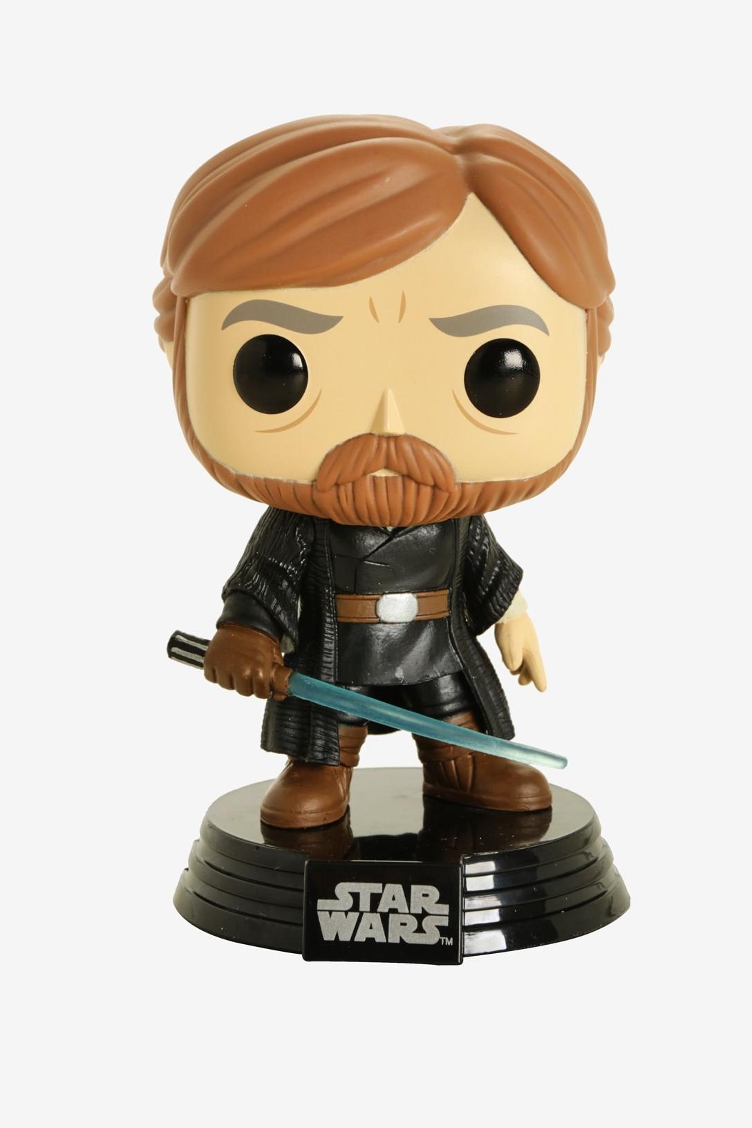 The Last Jedi Funko Pop Star Wars™ Luke Skywalker Vinyl Bobble-Head 31788