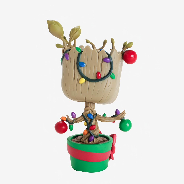 Funko POP Holiday Groot w//Lights /& Ornaments #33982