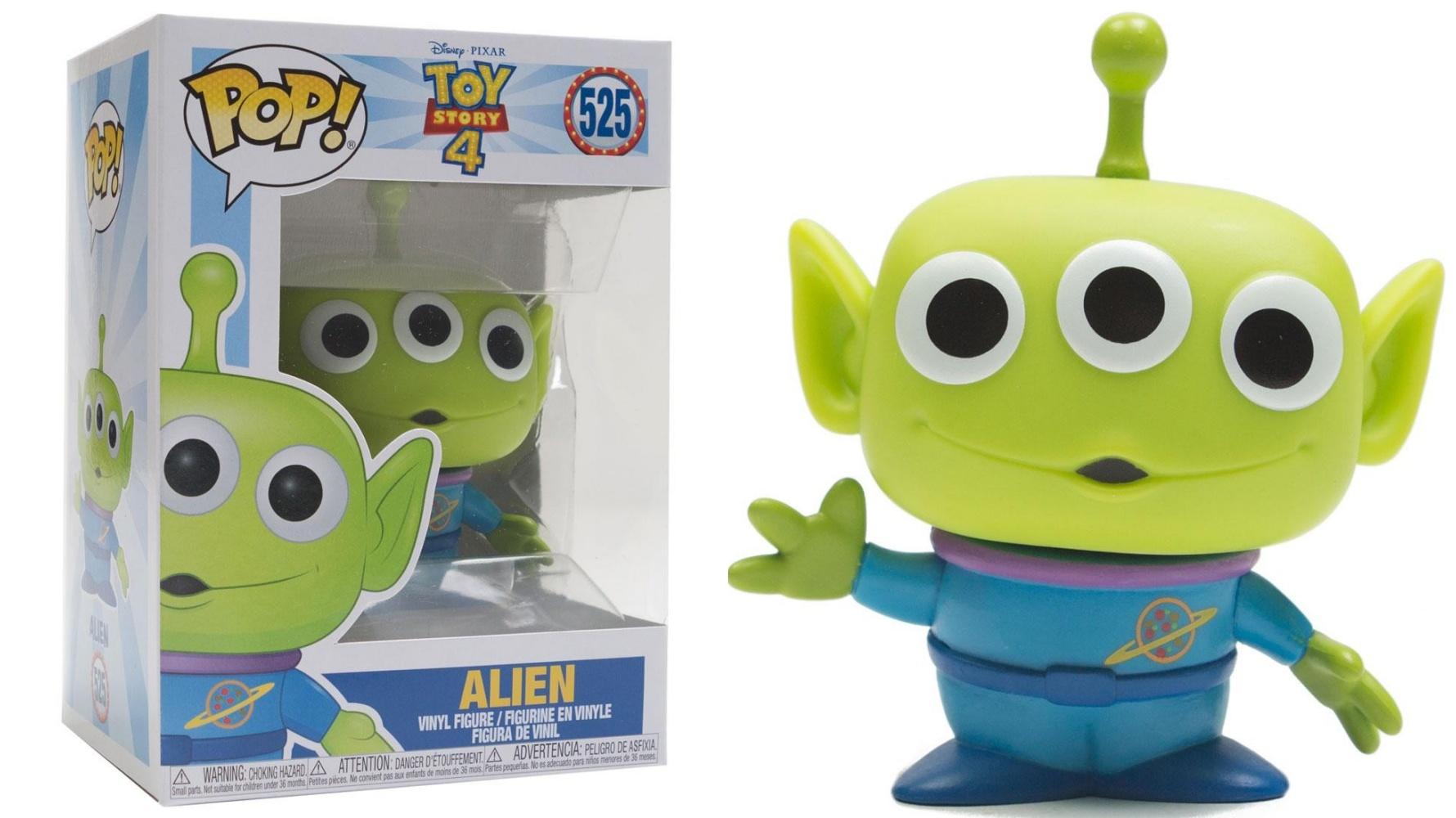 Funko Pop Disney Pixar TOY STORY 4 Duke caboom Vinyl Figure objet #37397