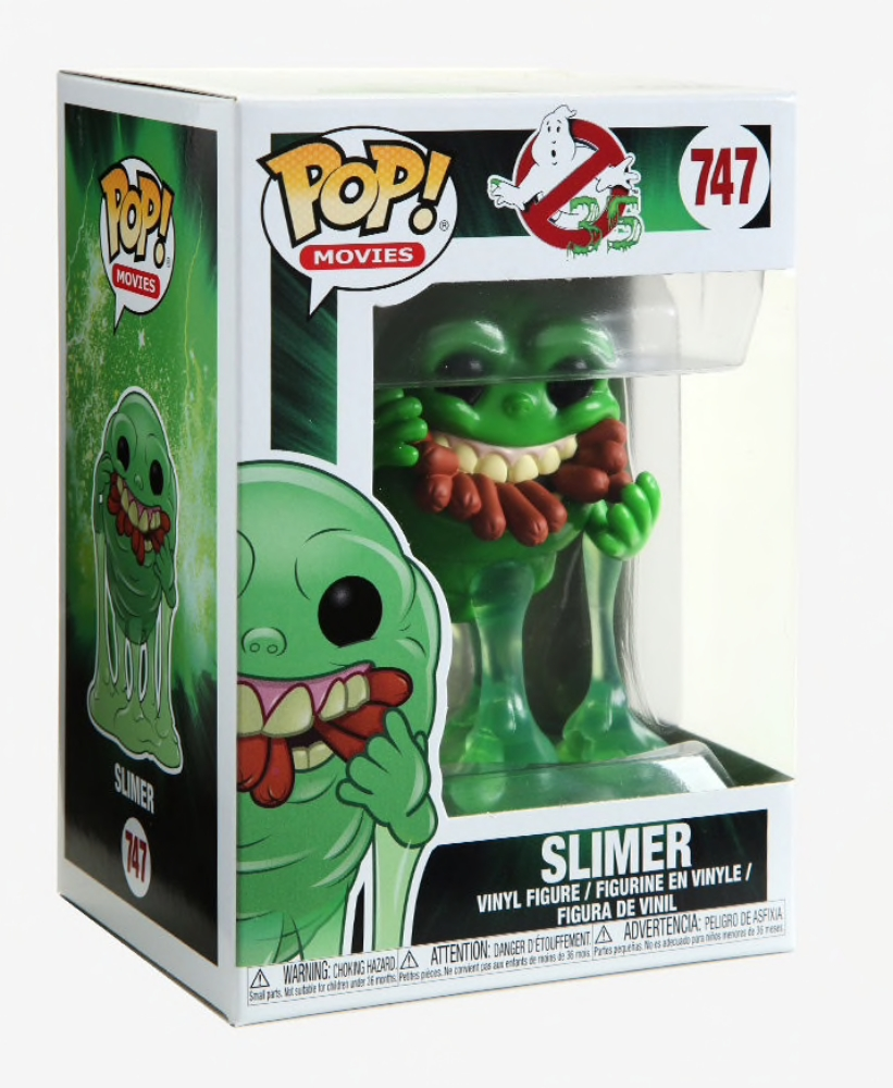 Mu Funko 39333 POP Movies Ghostbusters-Bouffe-Tout Avec Hot Dogs Collectible Figure