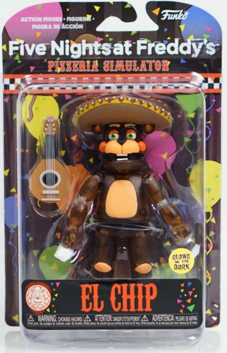 #45639 Glow Pigpatch Funko Five Nights at Freddy/'s Pizzeria Simulator