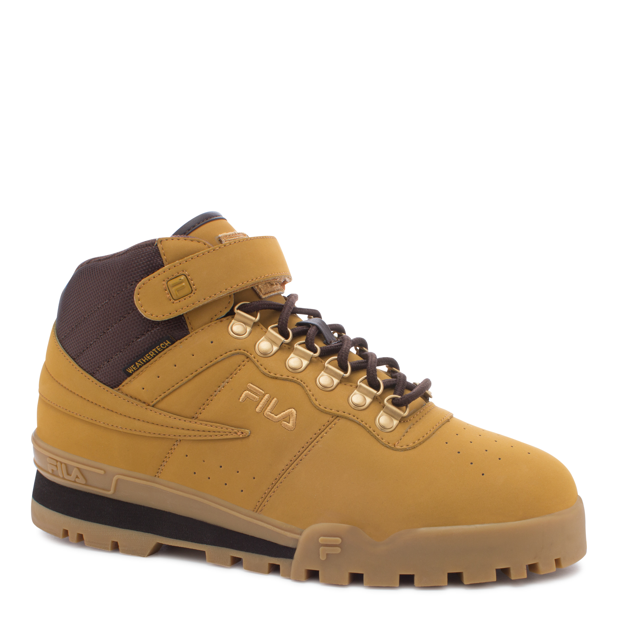 fila boots. picture 1 of fila boots