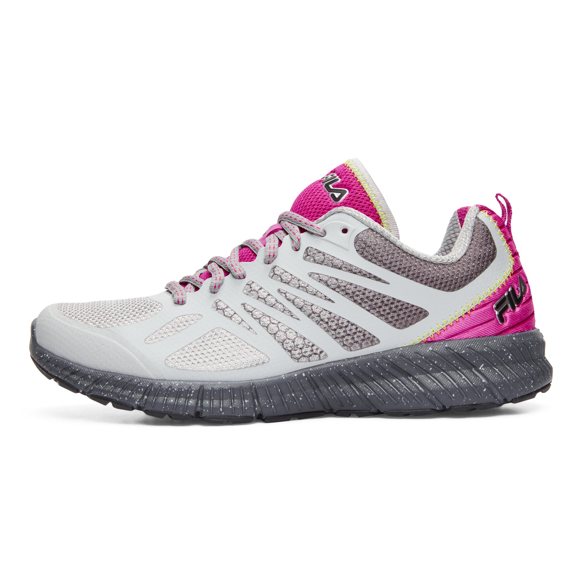 21766d08f412 FILA Women s Memory Speedstride Trail Running Shoe Highrise red 10 ...