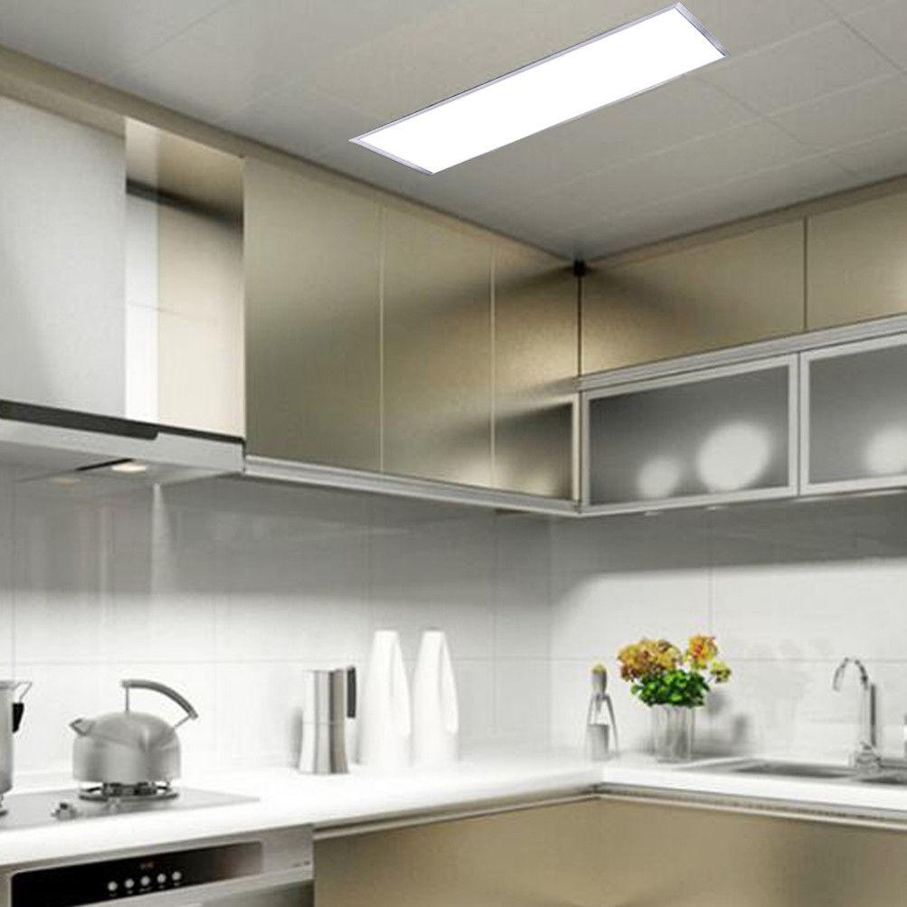 24x24 Led Ceiling Panel Light Recessed Flat Panel Down Light 36w