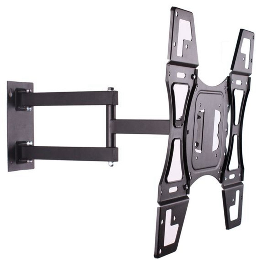 Cantilever Tv Wall Mount With Swivel Tilt Bracket For 24