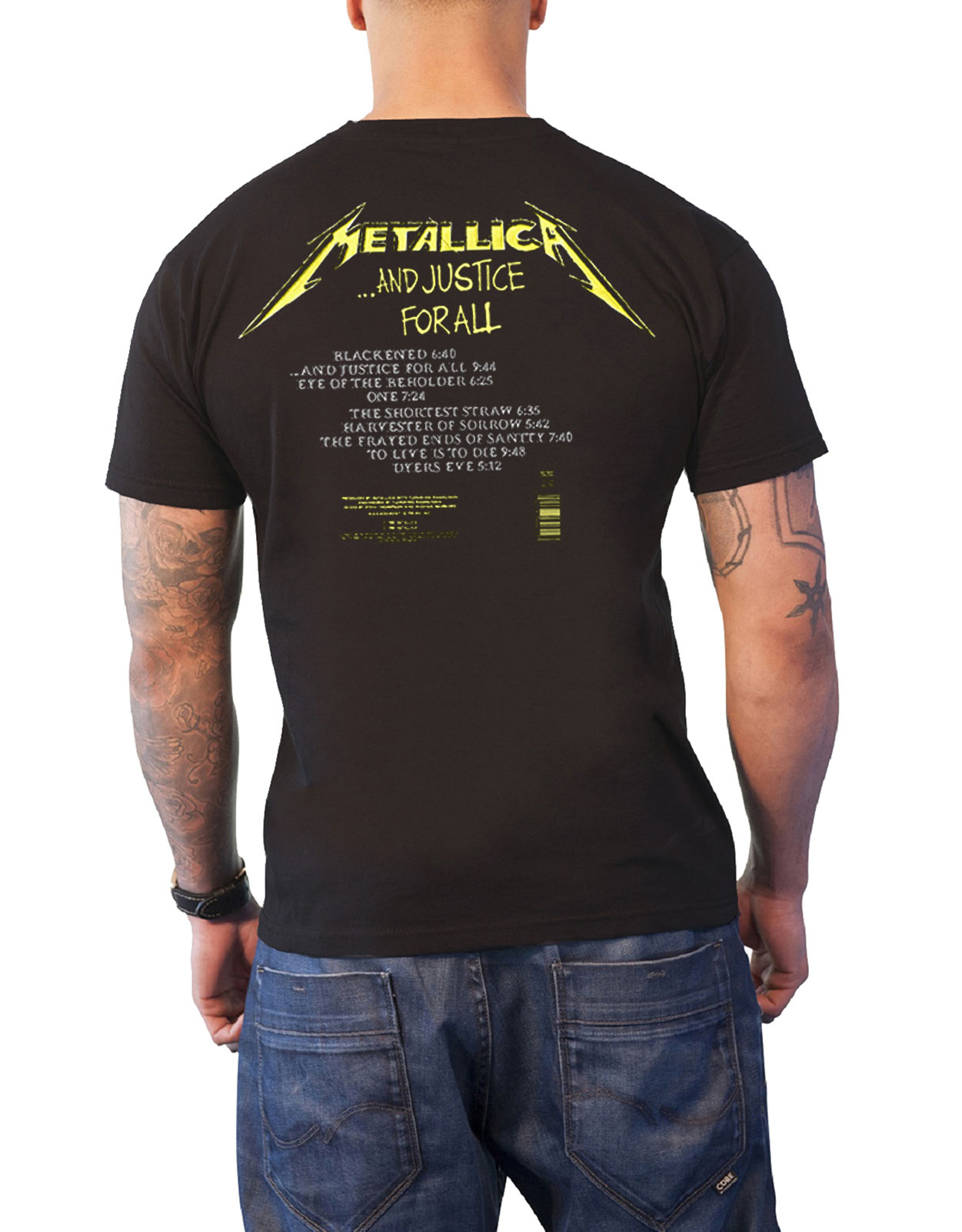 Official-Metallica-T-Shirt-Hardwired-Justice-for-all-RTL-band-logo-mens-new Indexbild 57