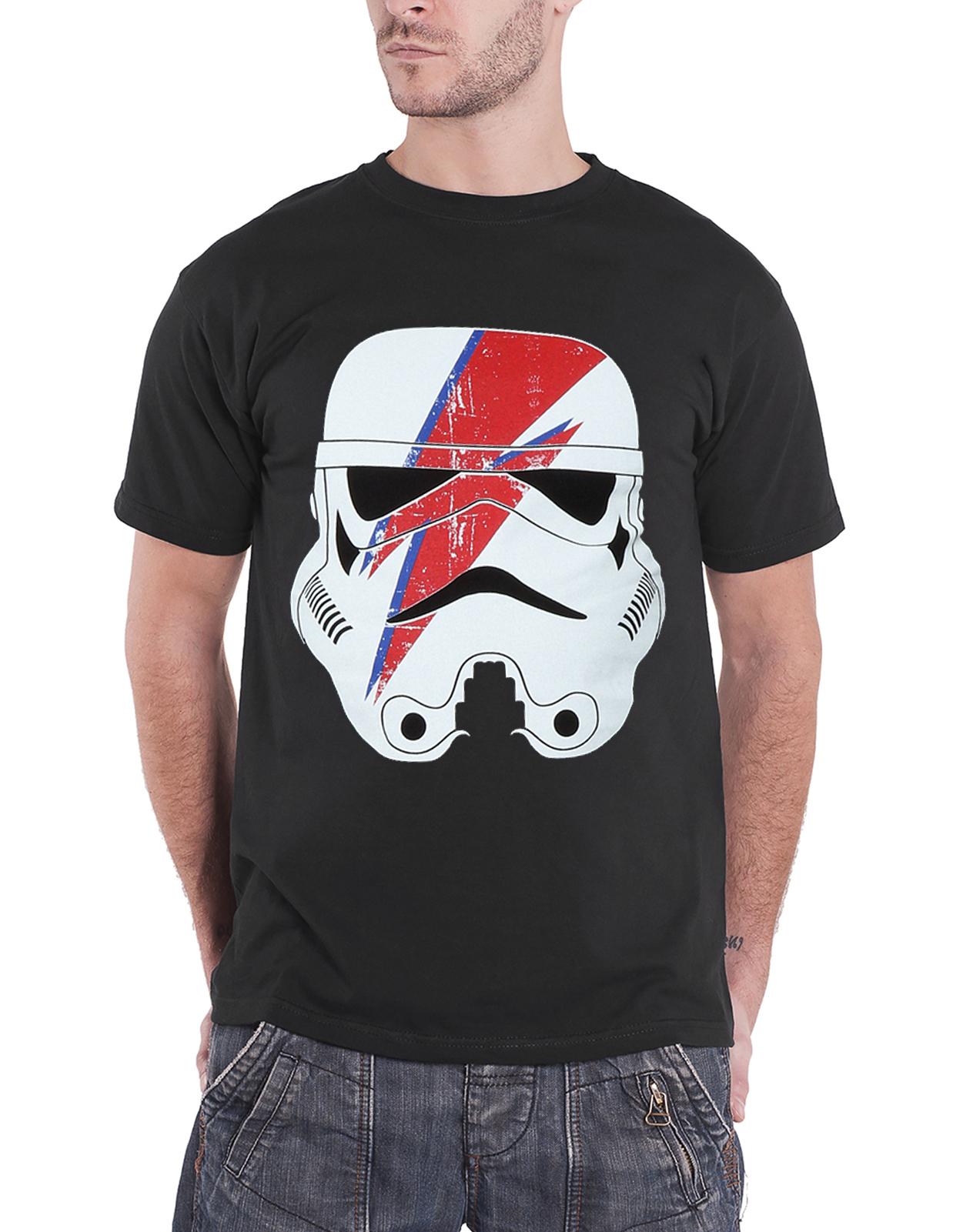star wars t shirt last jedi stormtrooper vader han solo. Black Bedroom Furniture Sets. Home Design Ideas