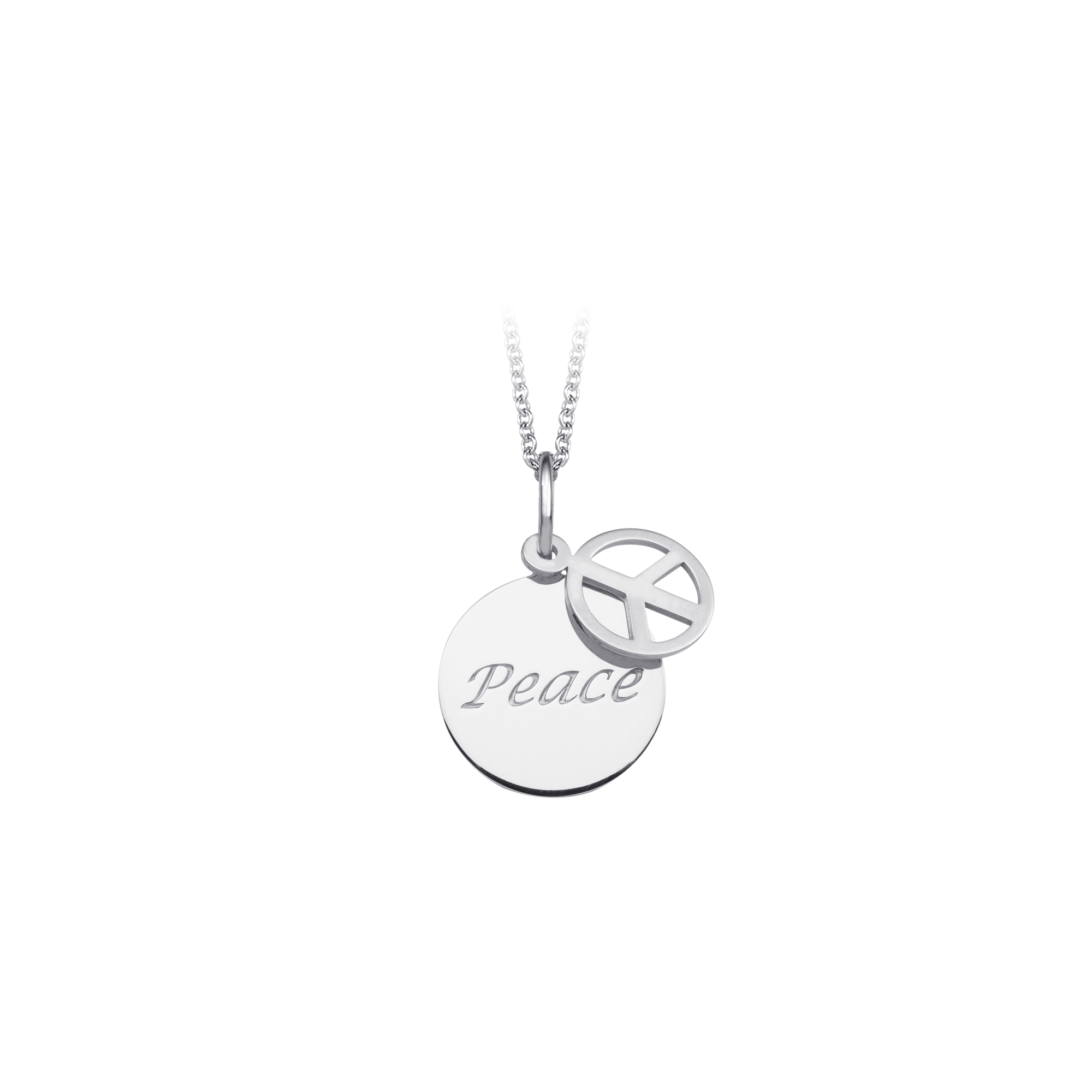 store peace pendant necklace
