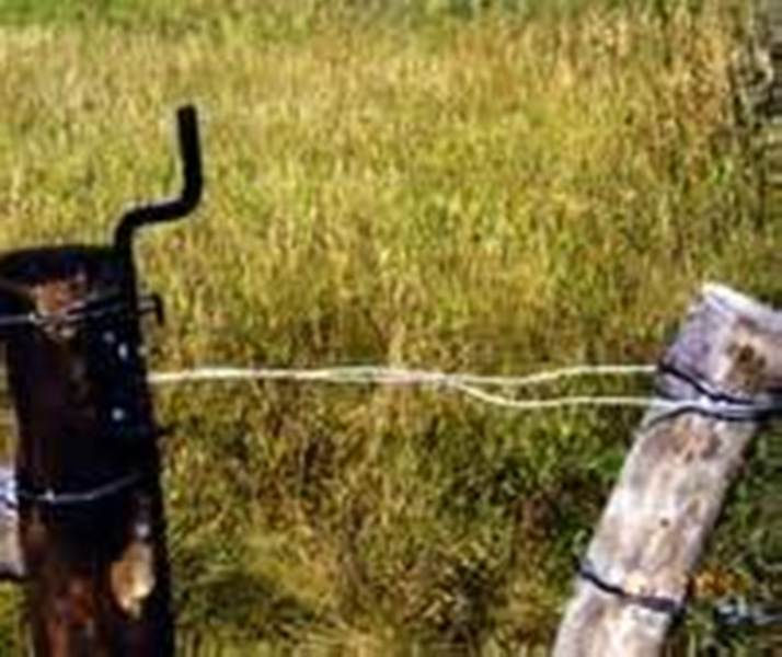 Quick Latch Gate Barb Wire Fence Closer Ranch Cattlenwt Ebay