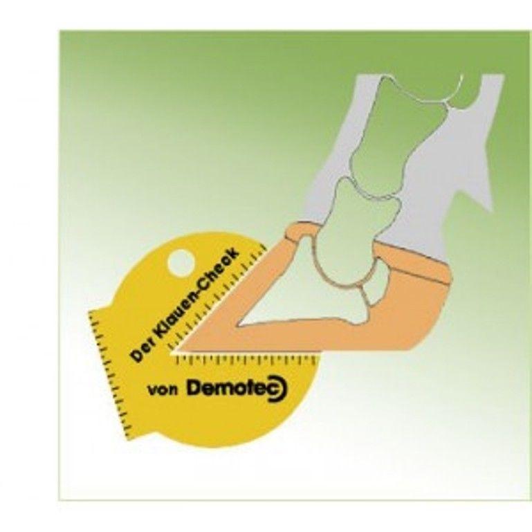 Cattle Cow Hoof Dewclaw Check Gauge Feet Trimming 745009102675 | eBay