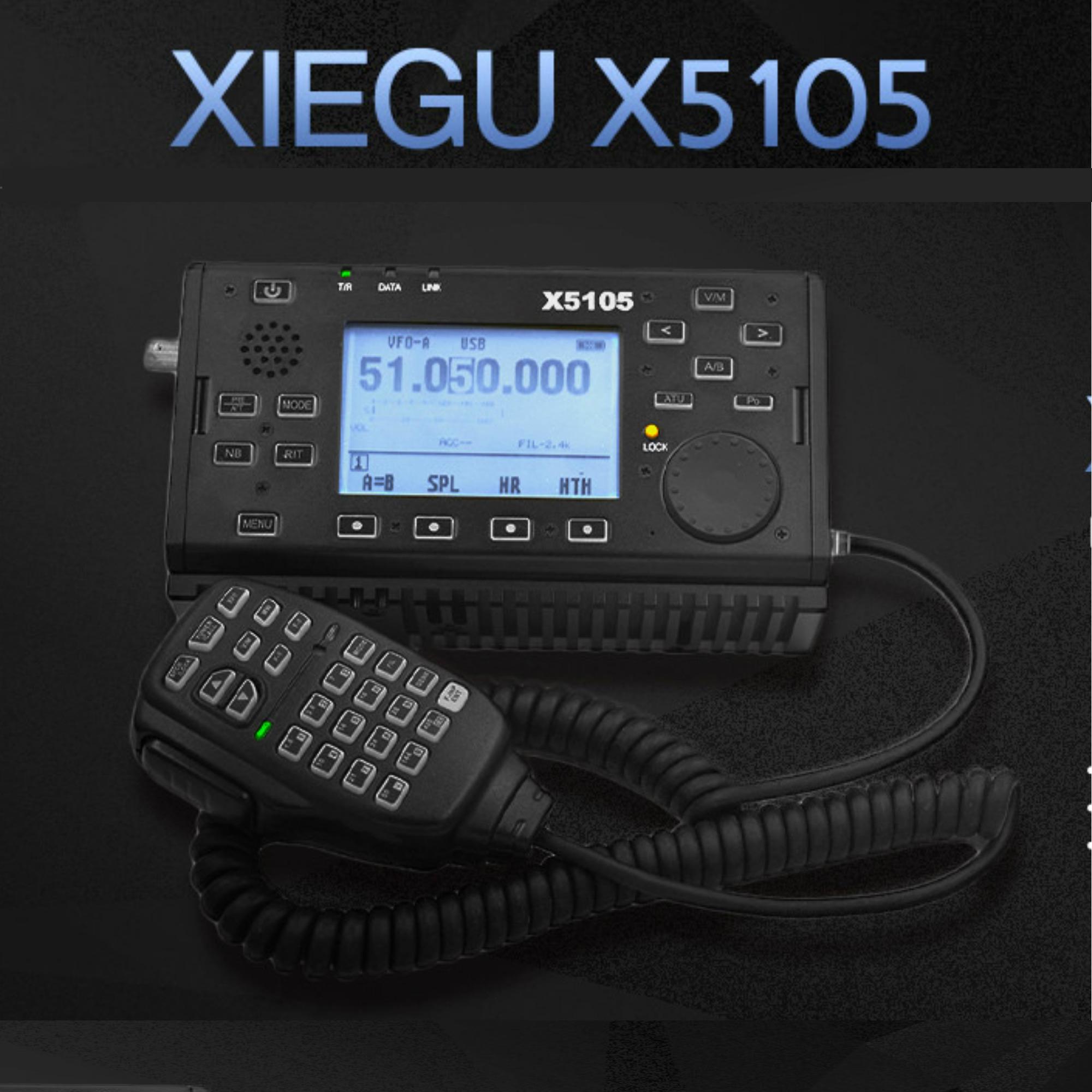 Xiegu USB X5105//G90 Sound Card Digimode Interface PSK31 WSJT-X etc FT8