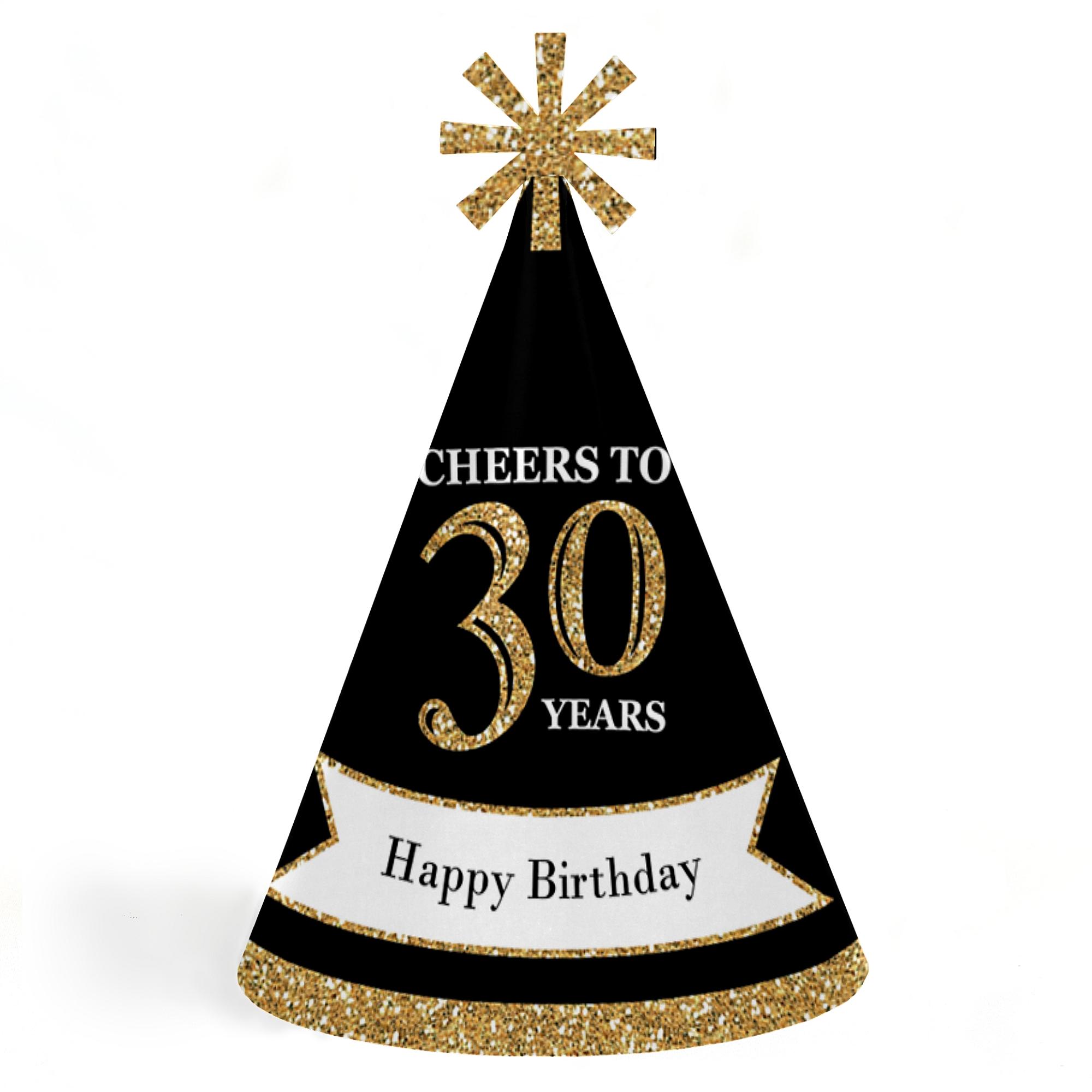 88 30th Birthday Hat