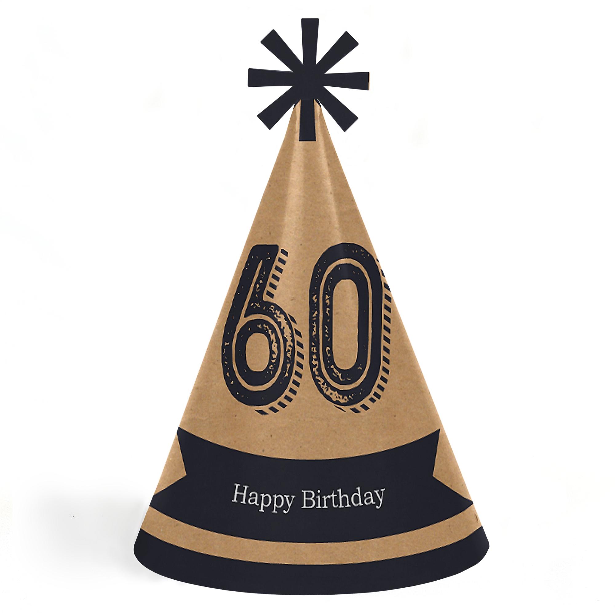 60th Milestone Birthday