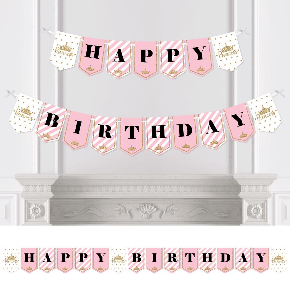 Princess Tiara Birthday Party - Best Birthday Cake 2018