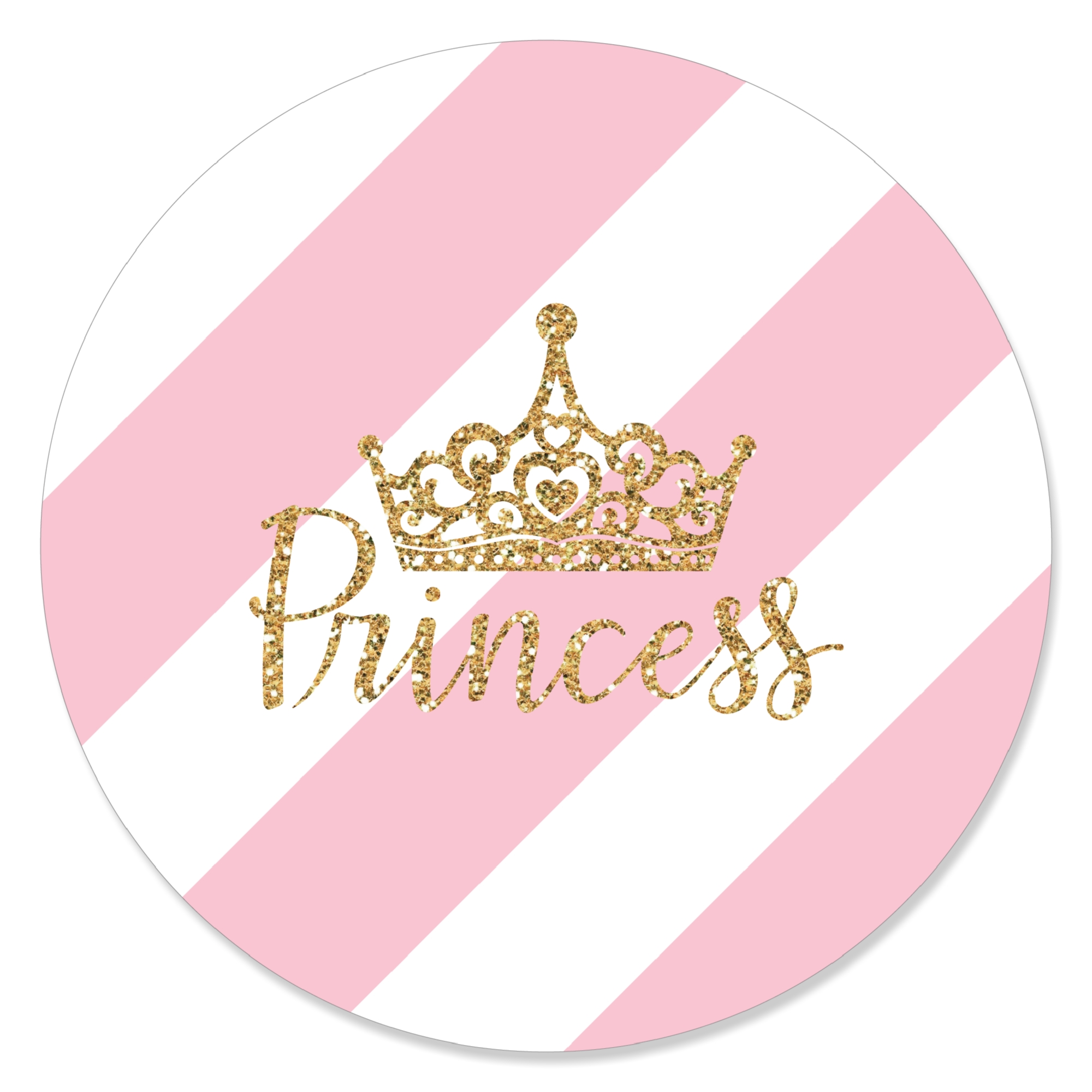 Crowns For Baby Shower: Little Princess Crown -Baby Shower Or Birthday Party
