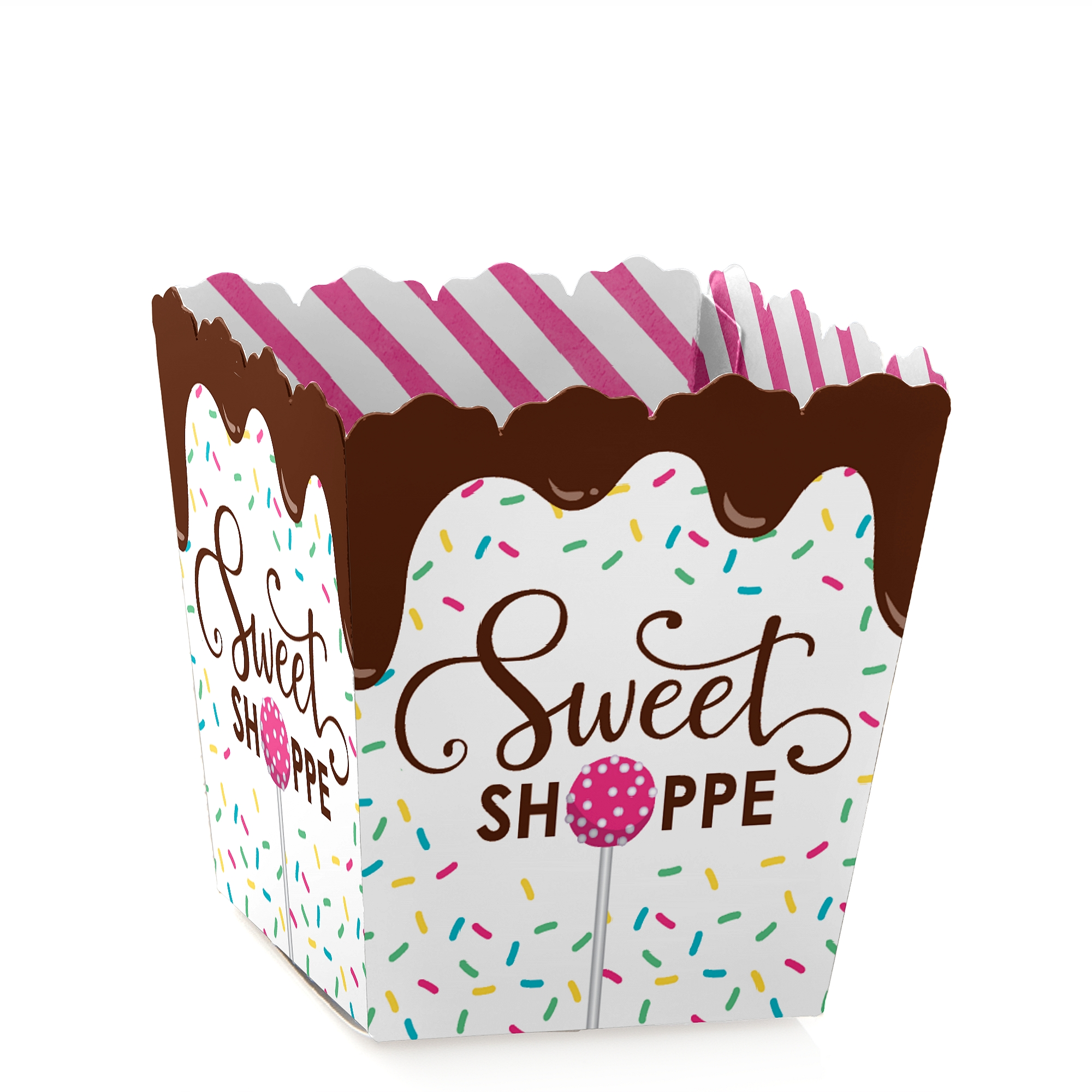 Sweet Shoppe - Candy and Bakery or Birthday Mini Treat Candy Boxes ...