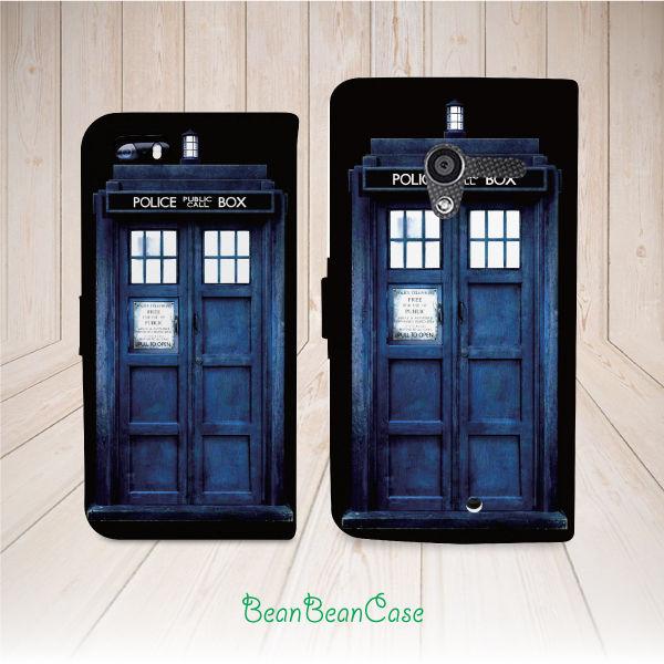Doctor-Who-Tardis-Door-leather-flip-case-for- & Doctor Who Tardis Door leather flip case for Samsung Galaxy S6 S7 ...