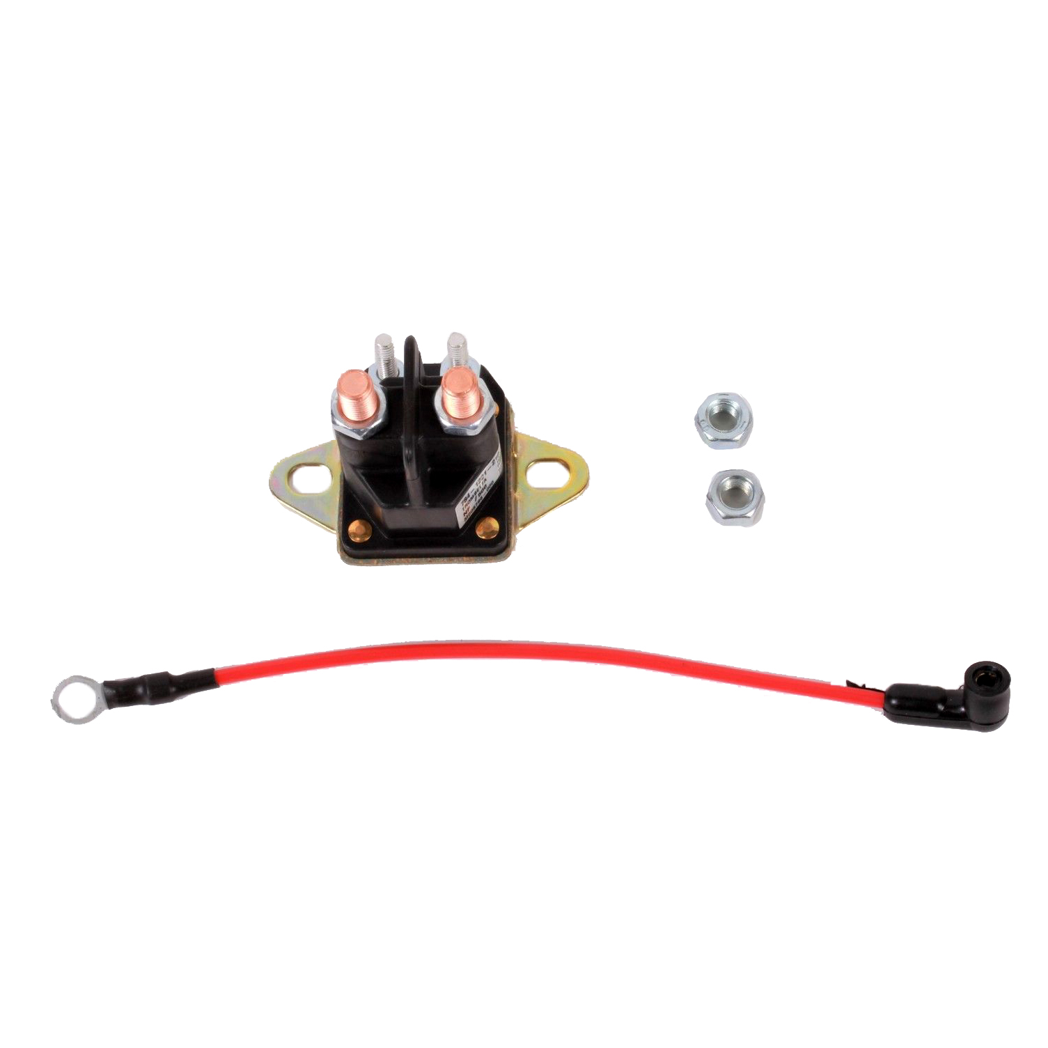 Briggs and Stratton 1686981YP Solenoid Kit