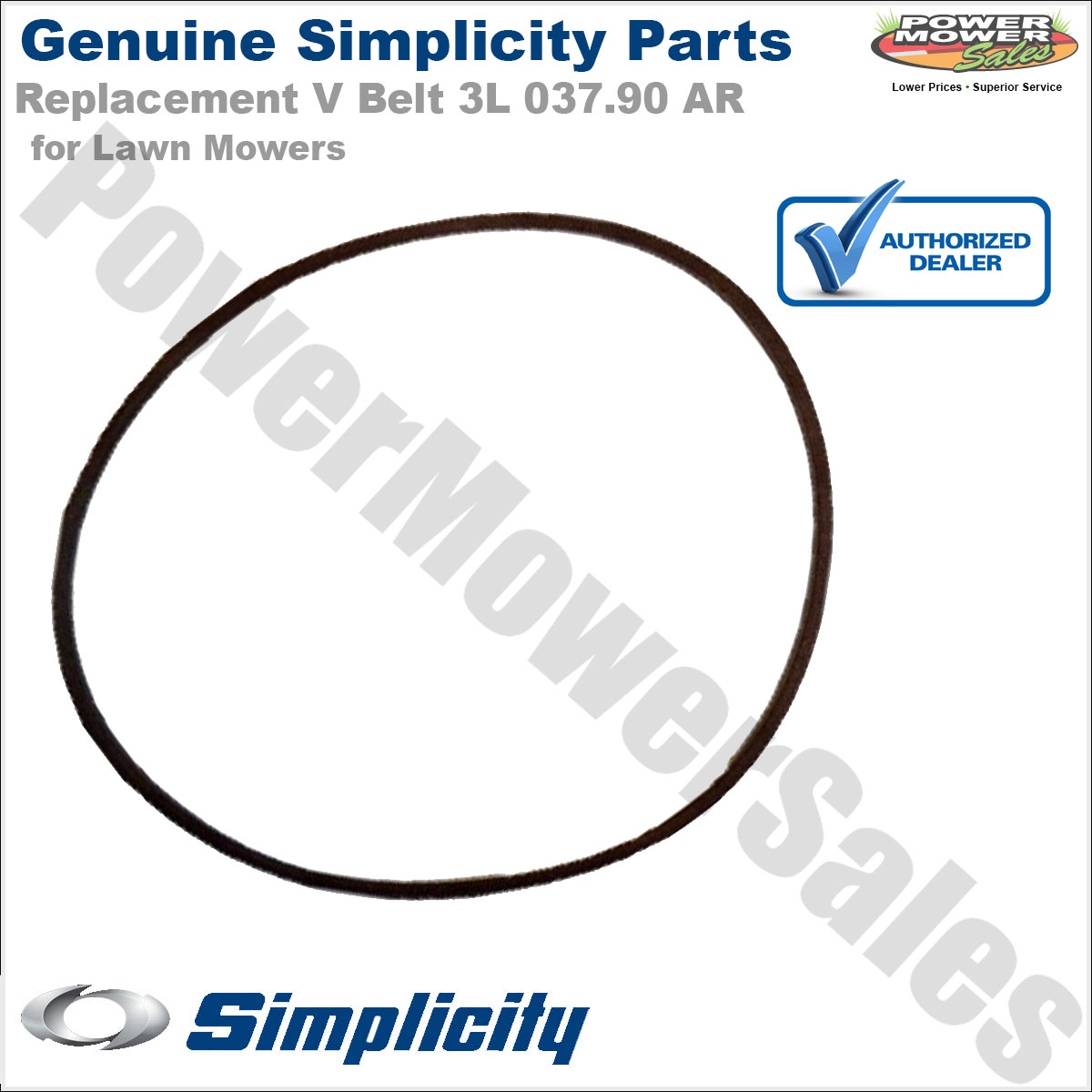 35 Simplicity 44 Inch Mower Deck Belt Diagram