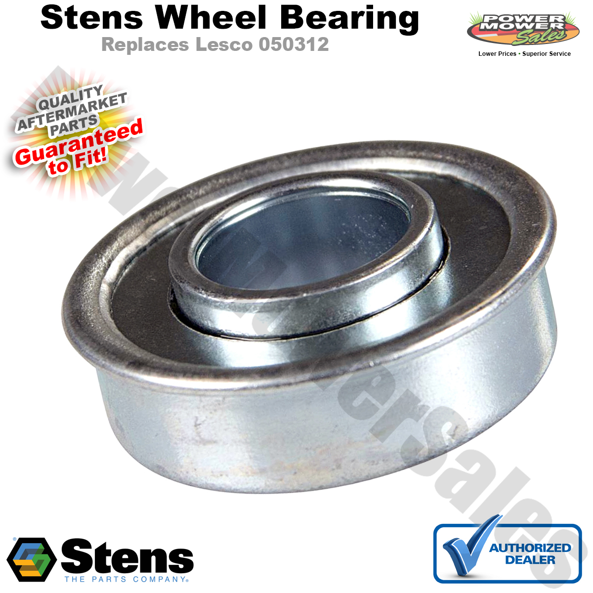 Stens 215-038 Wheel Bearing