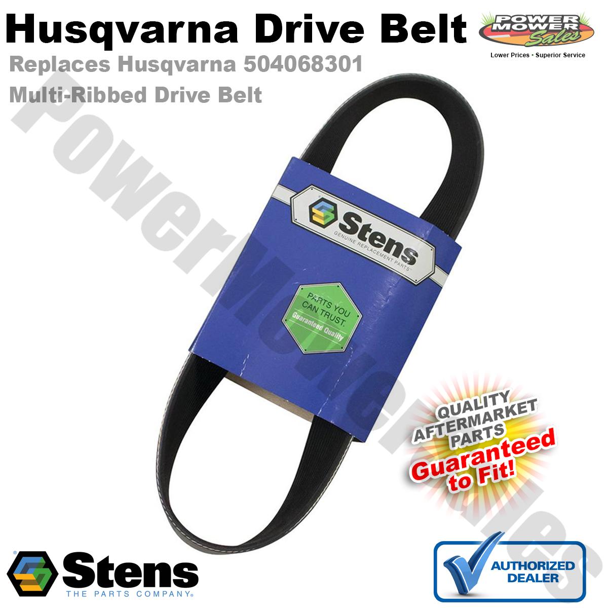 New Stens 265-914 Drive Belt For Ariens ST270 ST350 ST420 ST504 ST524 ST624