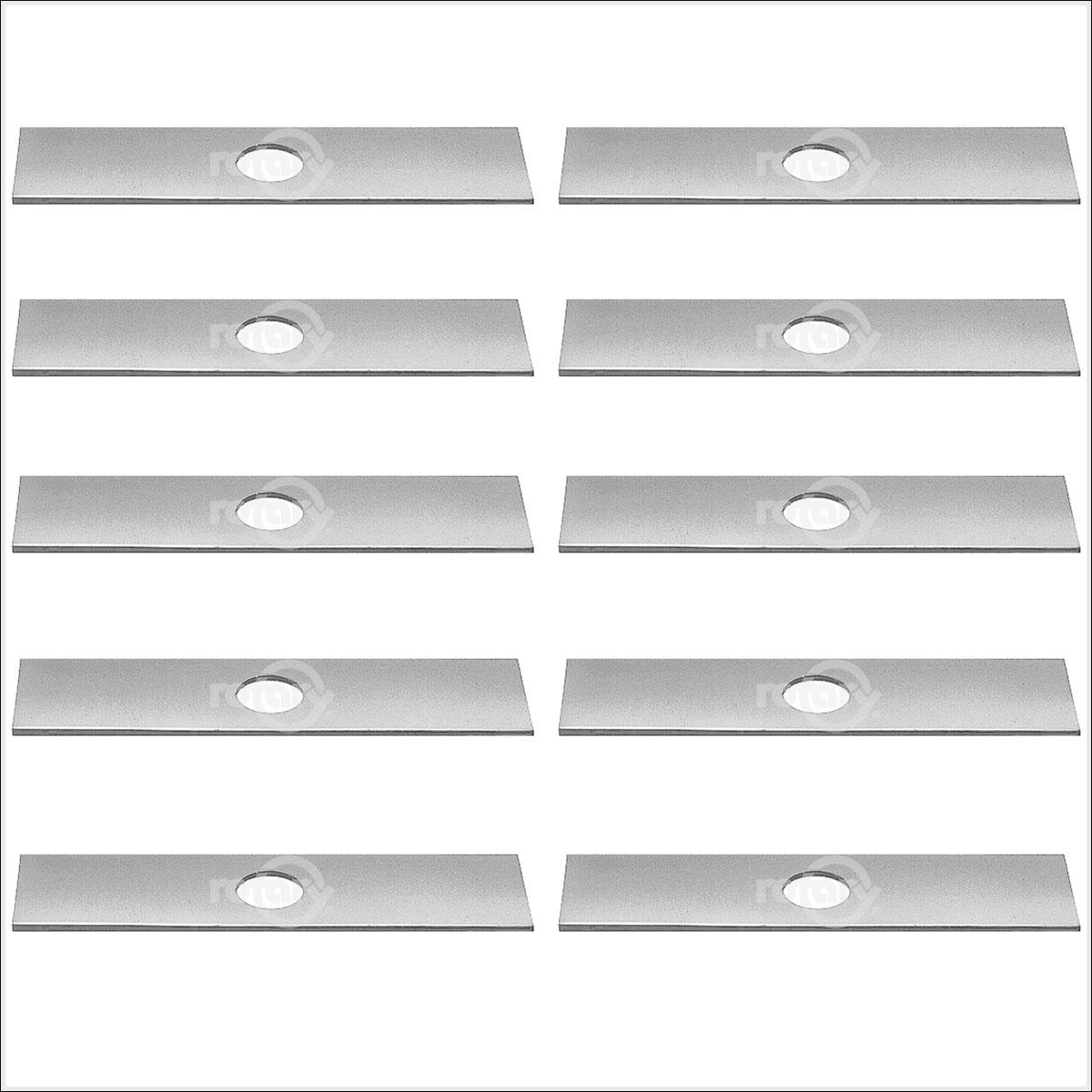 10 Pack - Rotary Edger Blade 7-11/16