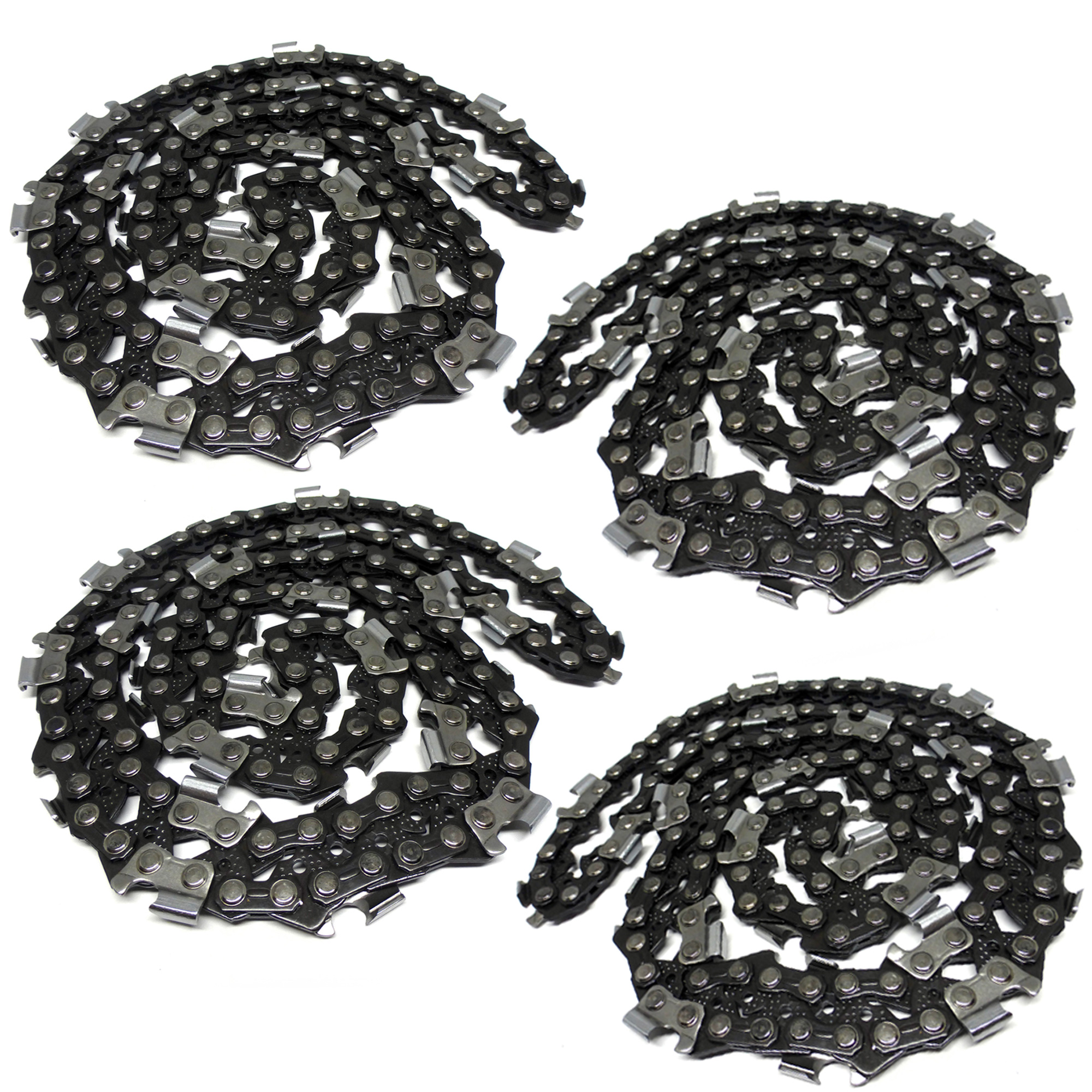 "10 Pack 20/"" Chainsaw Chain 3//8/"" .050 72DL rep 72LGX072G Husqvarna Jonsered Stihl"