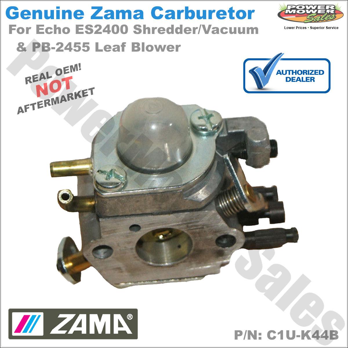 Vergaser Modell Zama C1U-K42B für Echo PB2100