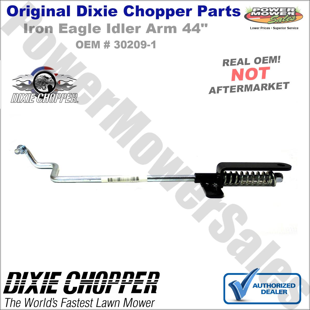 Details about 30209-1 Dixie Chopper 44