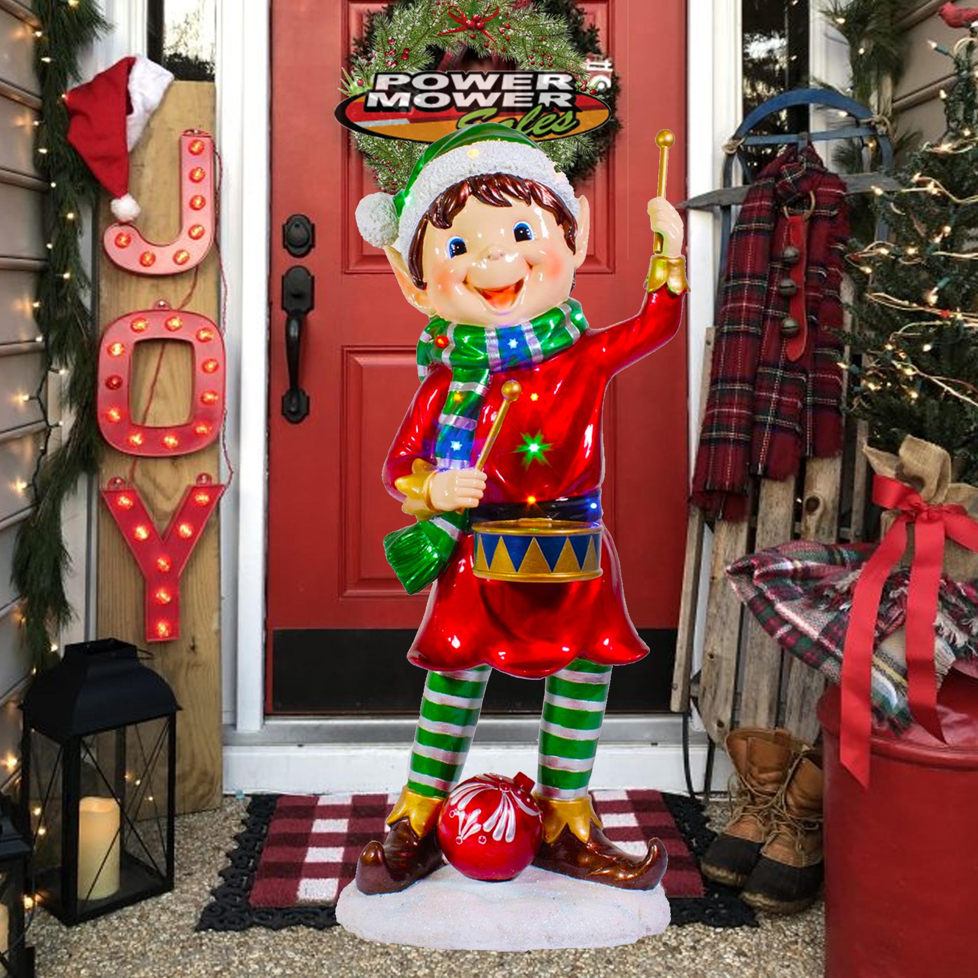 Elves Christmas Decorations Outdoor | Psoriasisguru.com