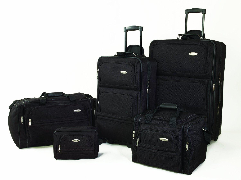Samsonite 5 Piece Nested Luggage Set | eBay
