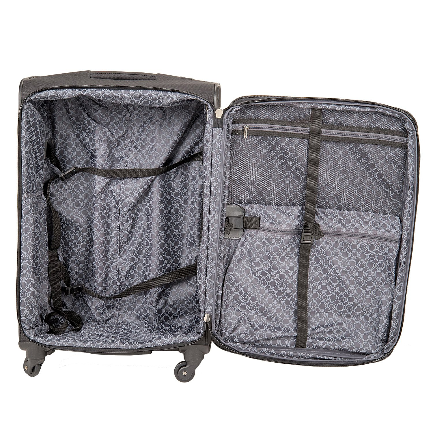 lightweight carry on luggage delsey luggage d lite softside 21 inch carry on 31633