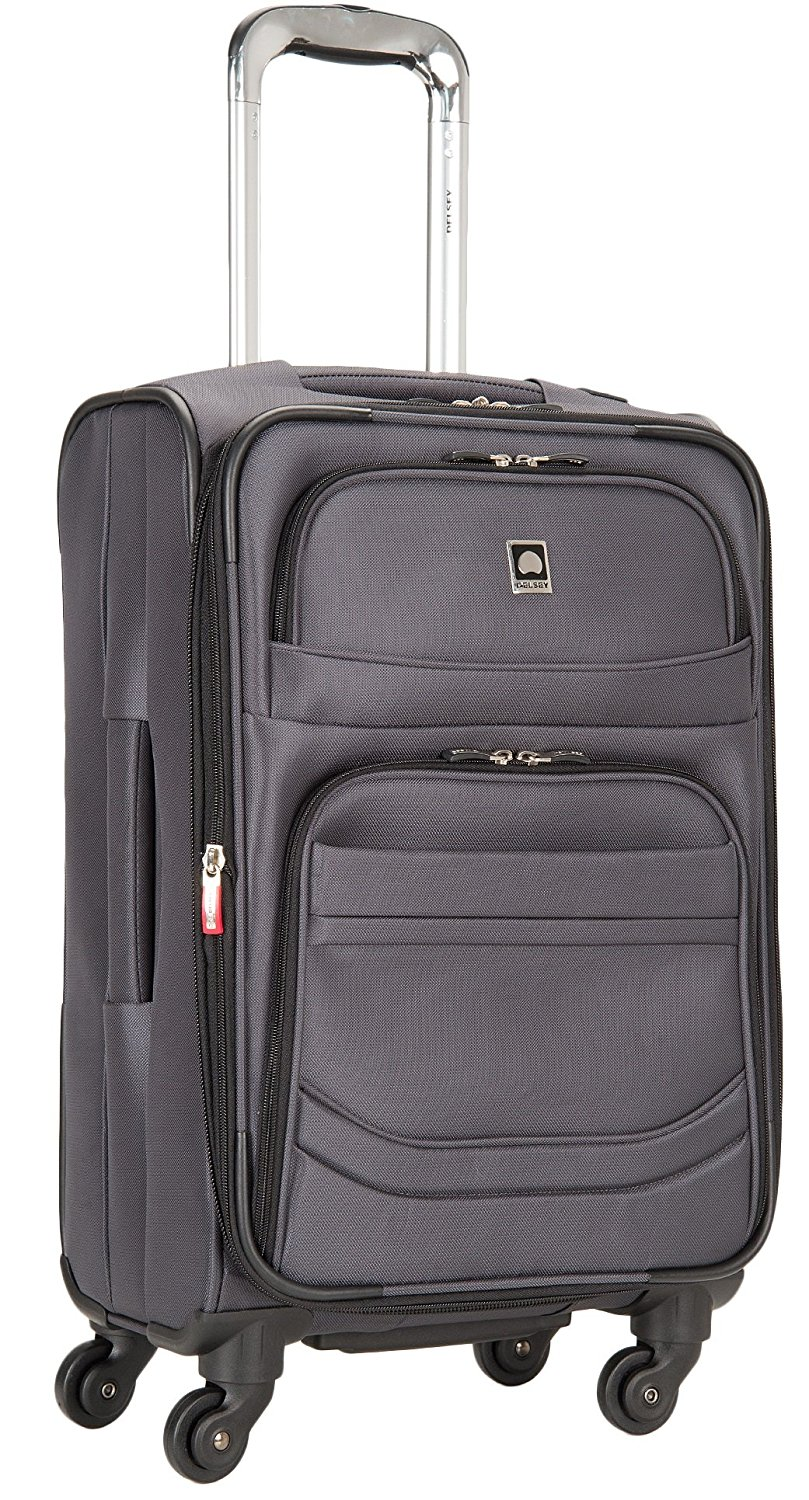 lightweight carry on luggage delsey luggage d lite softside 21 inch carry on 13282