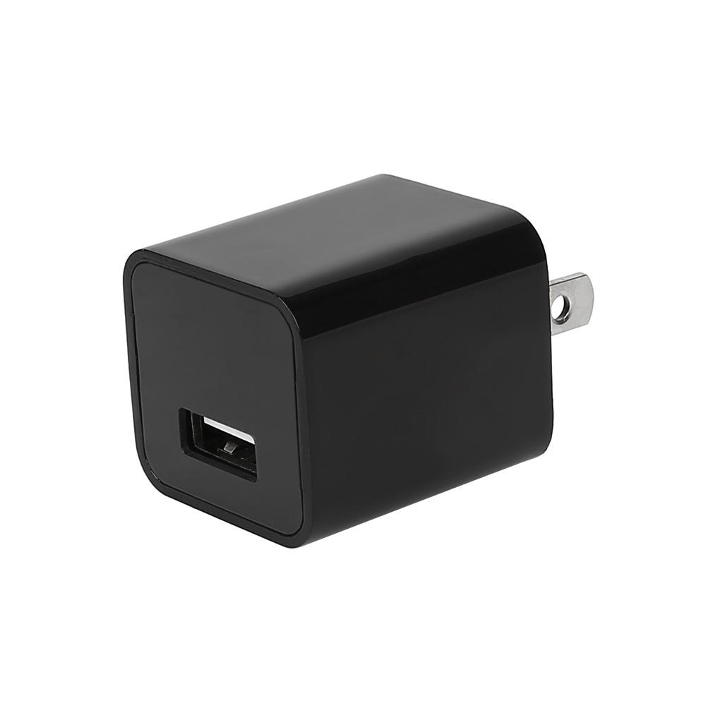 32gb 1080p Usb Mini Spy Motion Hidden Wall Charger Camera