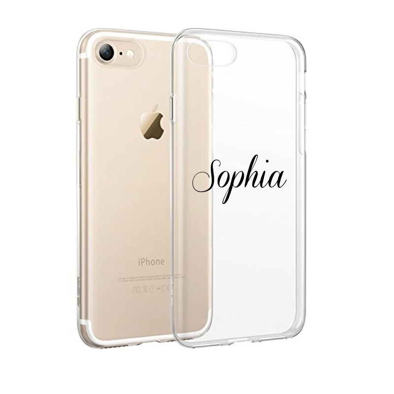 iphone 7 plus transparent phone cases
