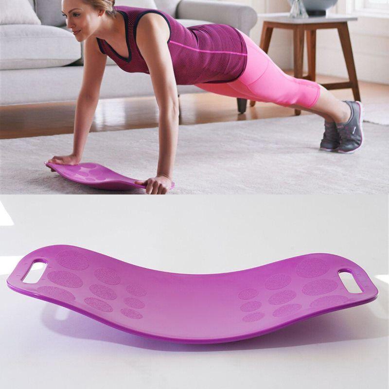 Balance Board Sport Yoga: Fashion New Simply Fit Board Sports Yoga Balance Board